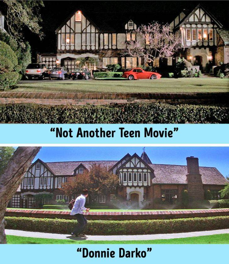 Curious Places Where Famous Movies And TV Series Were Shot