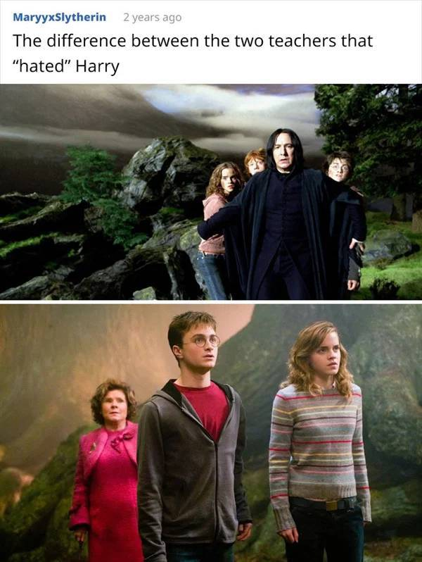 Alan Rickman's Snape Was Such A Great Role!