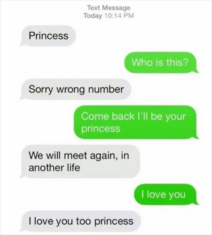 Wrong Number Texts Are Either Funny Or Tragic