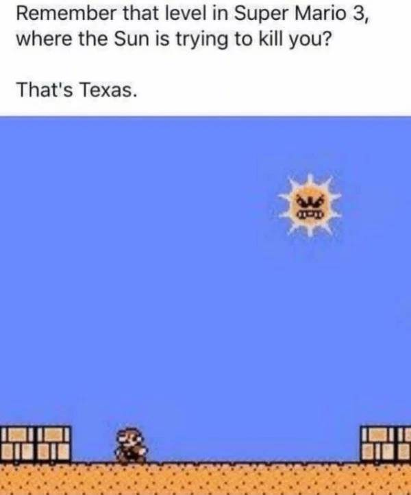 It's Texas, Y'all!