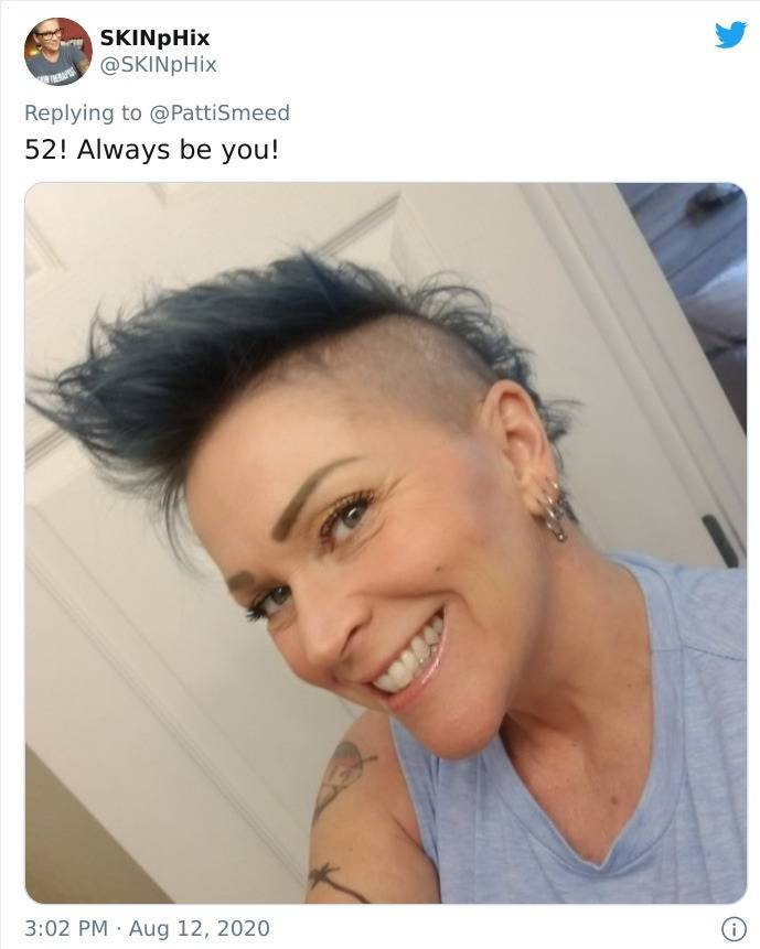 Older People Share Their Cool-Looking Unconventional Hairstyles