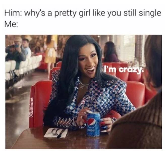 Gotta Be A Woman To Understand These Memes…