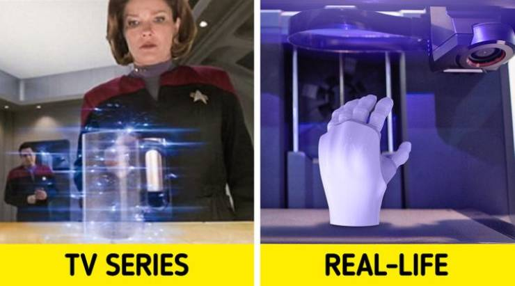 Fictional Inventions That Are Now Real