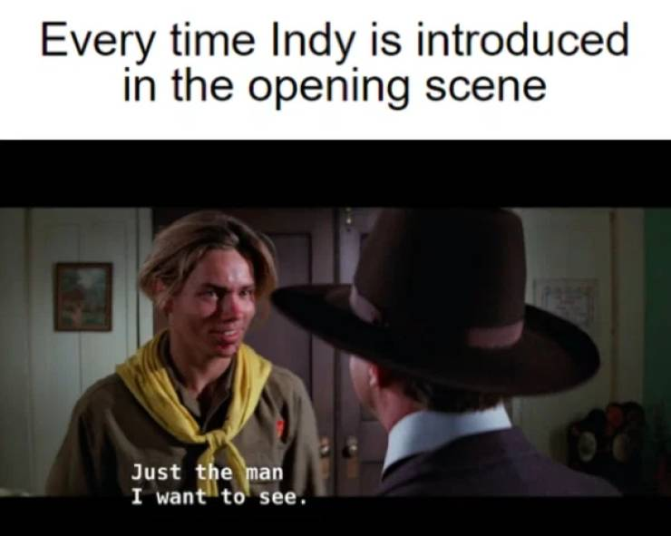 "Discover Something New With These ""Indiana Jones"" Memes!"