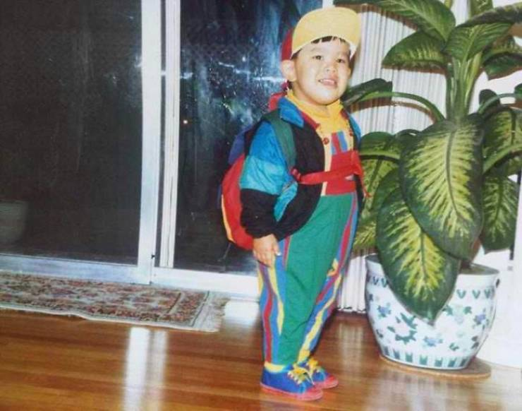 Everyone Has At Least One Embarrassing Childhood Photo…