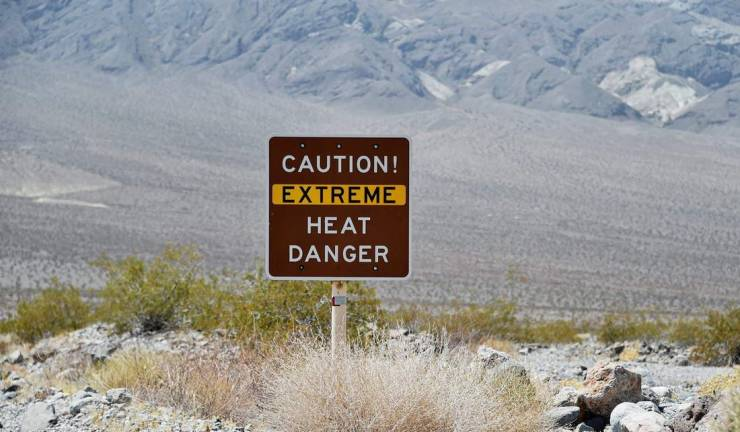 Death Valley, Also Known As Hell On Earth…