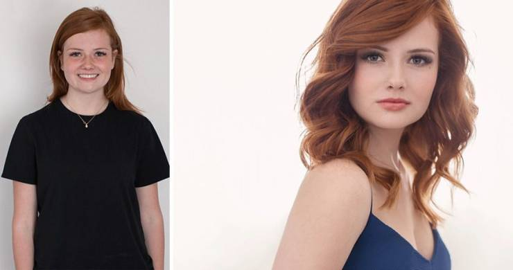 Photographer Shows Women They Can Look Like Celebs Too