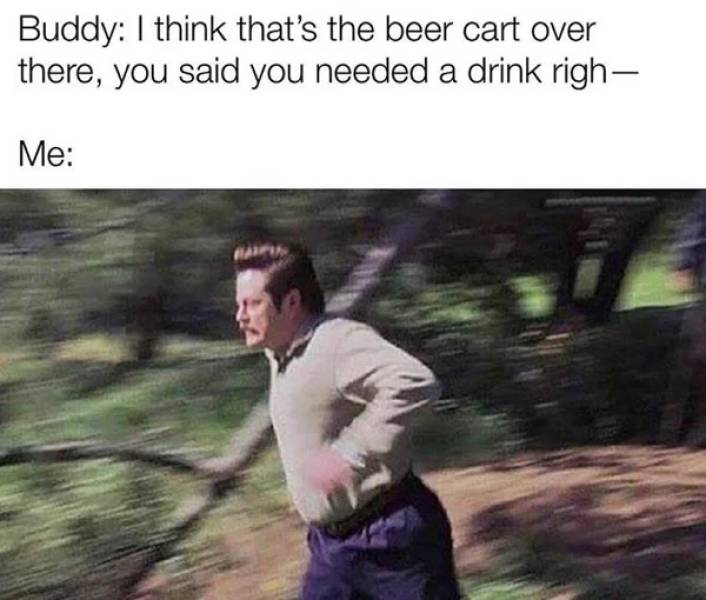 Never Miss A Shot With These Golf Memes!