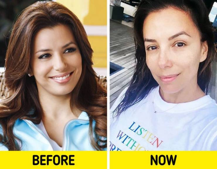 """Actors And Actresses From """"Desperate Housewives"""" 15 Years Ago And Now"""