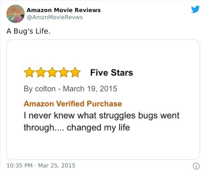 These Bad Movie Reviews Are Bad…