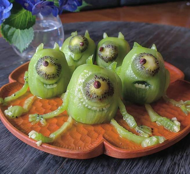This Japanese Mom Of Three Is A True Food Artist!
