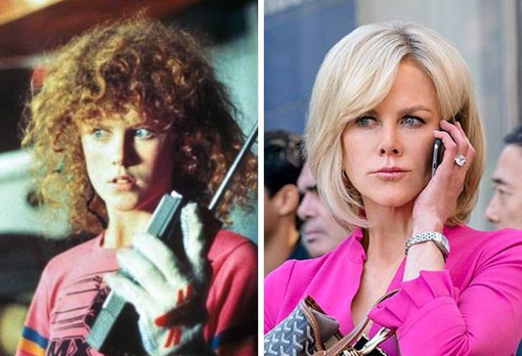 Celebrities In Their First Role And Now