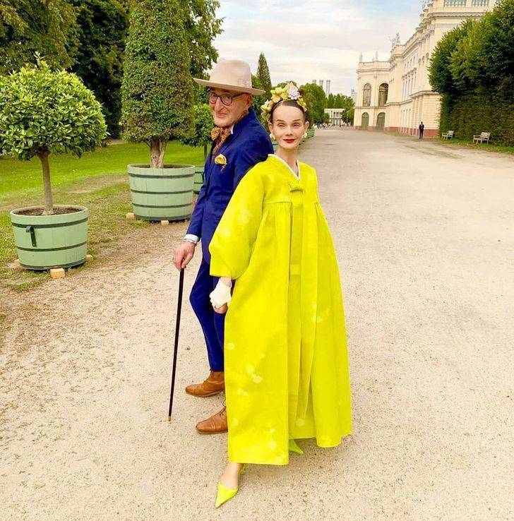 This Elderly German Couple Is The Icon Of Style!
