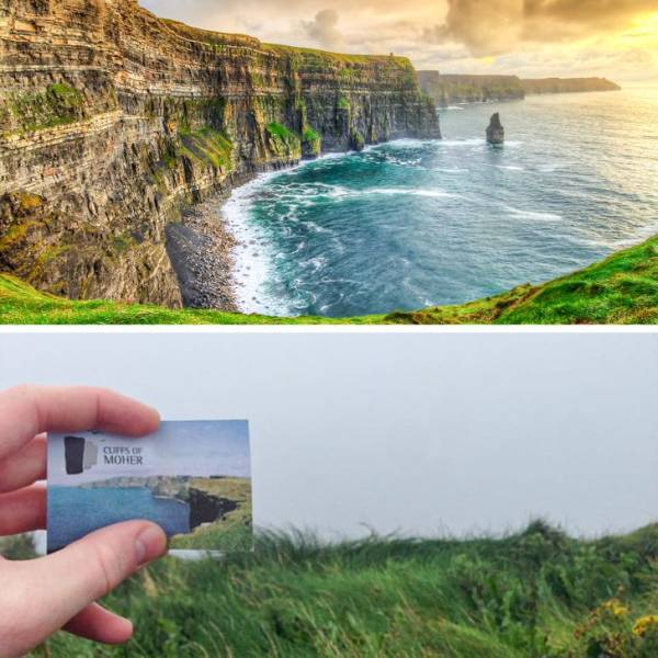 Tourist Attractions In Ads And In Real Life Are Two Completely Different Things…