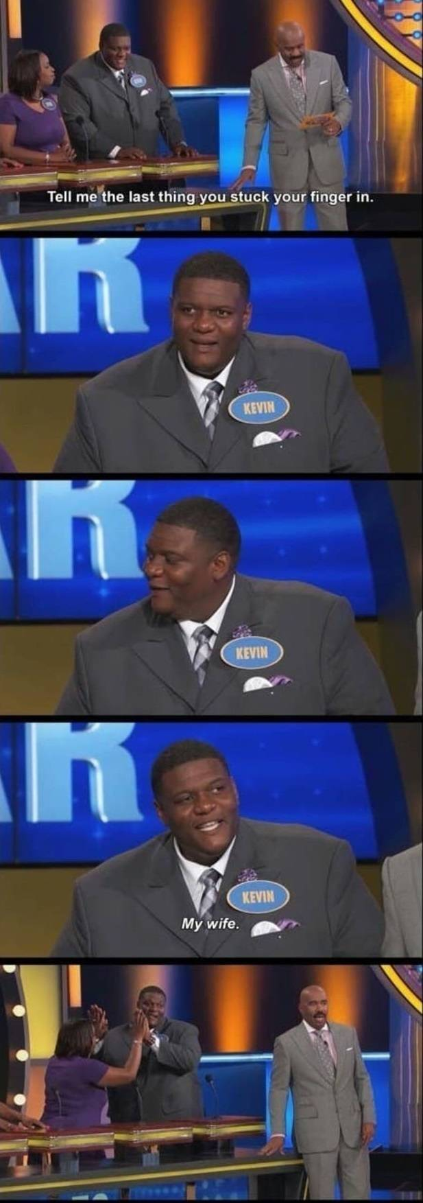 "Not The Smartest Answers From ""Family Feud""…"