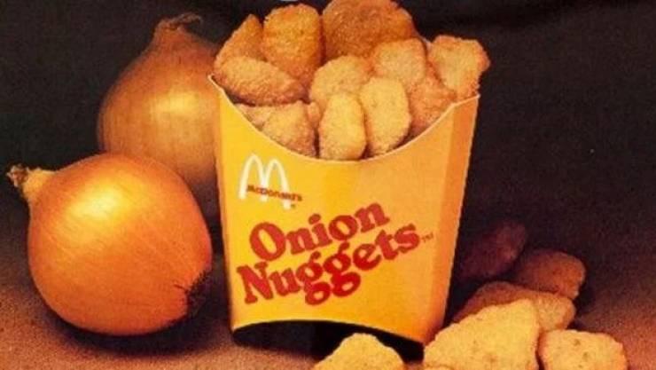 Taste This Fast Food Nostalgia