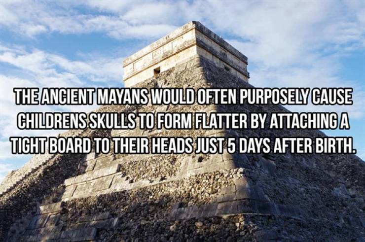 These Ancient Mayan Facts Could Sacrifice You…