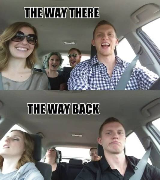 Ready For A Road Trip With These Memes?