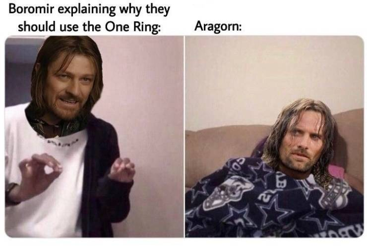 """Return Of """"The Lord Of The Rings"""" Memes!"""