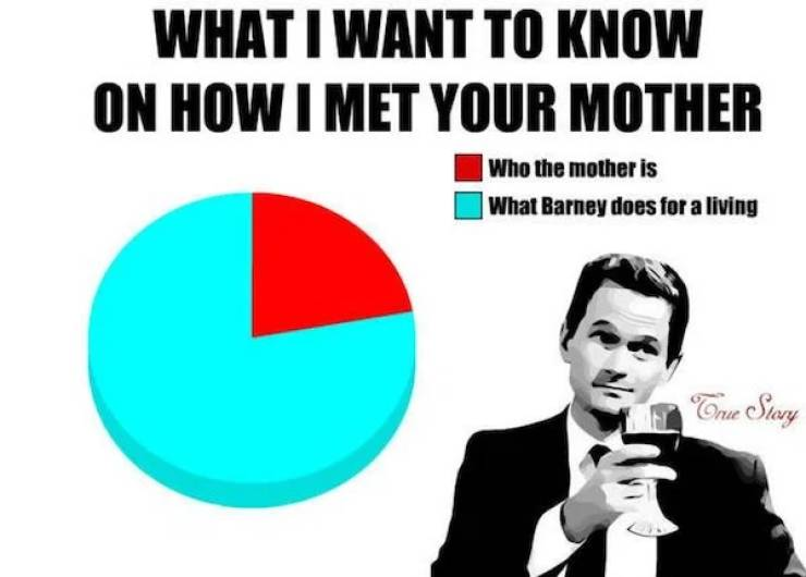 "And This Is How I Met ""How I Met Your Mother"" Memes"