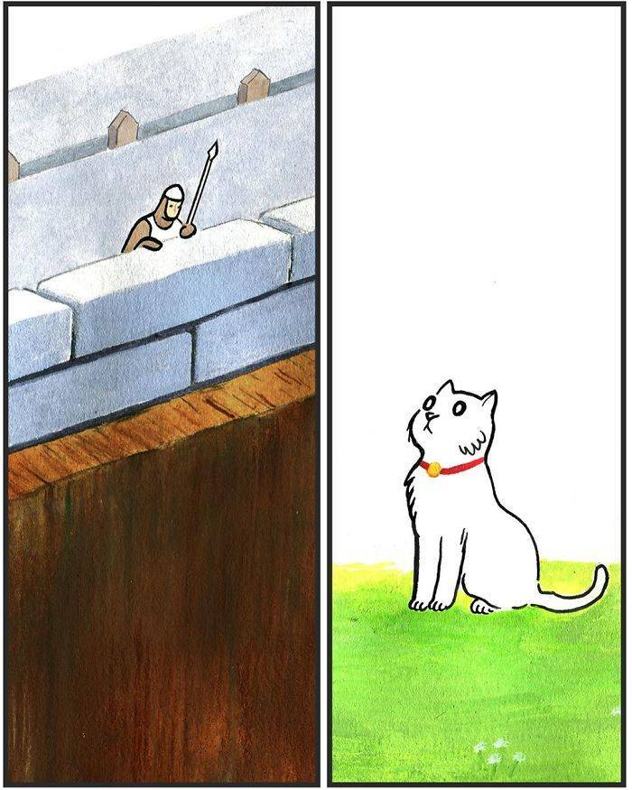 """Perry Bible Fellowship"" Comic Endings Cannot Be Predicted!"