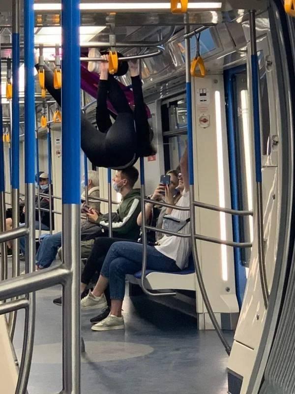 Subways Are Just Weird…