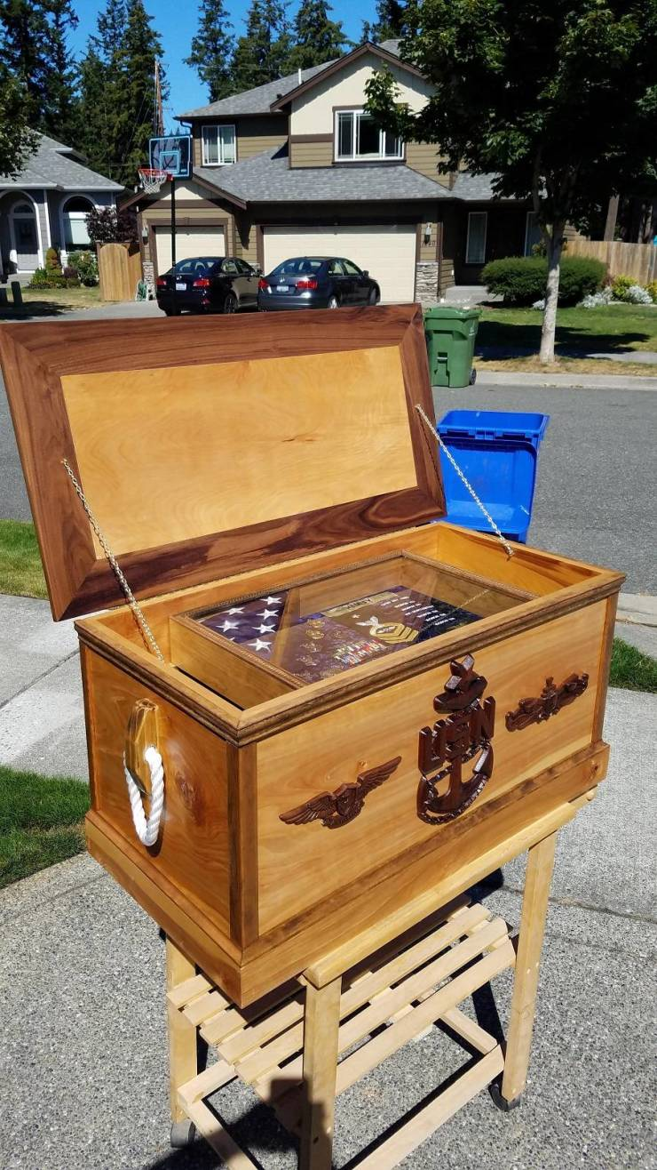 Look How Cool This Woodworking Is!