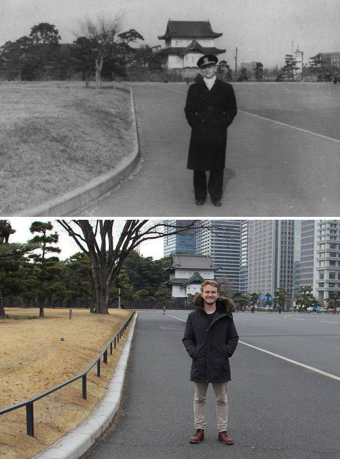 People Recreate Old Photos In Modern Time