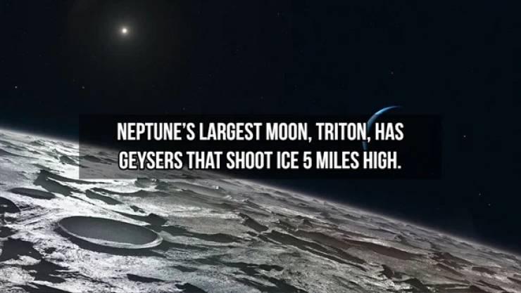 So Many Moons, So Many Facts…