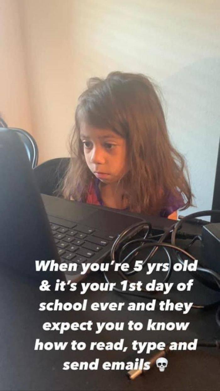 Kids LOVE Distance Learning!