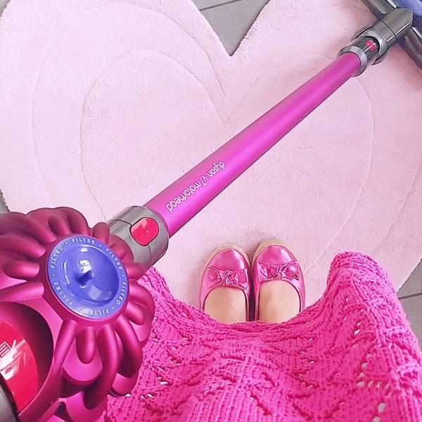 There's Never Enough Pink!