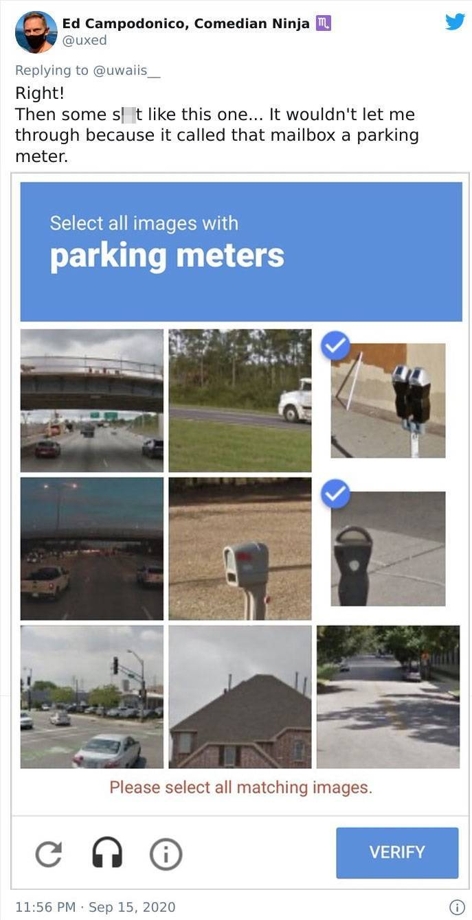 These Captchas Are Too Complicated…