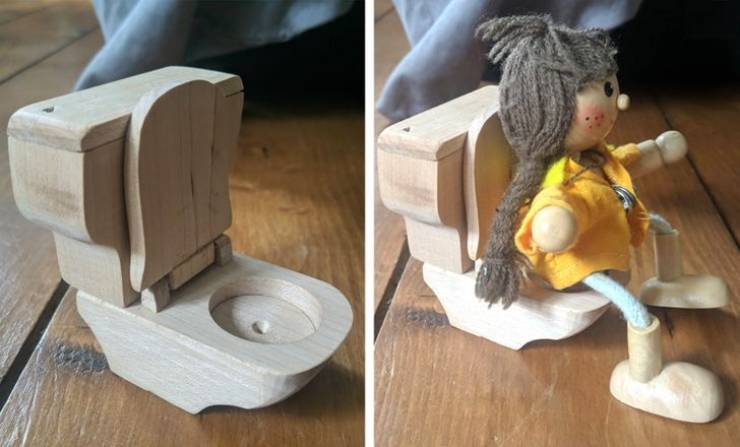 Dads Who Will Craft Anything For Their Kids