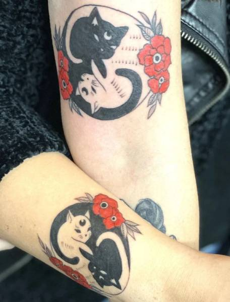 Family Members Who Decided To Get Matching Tattoos