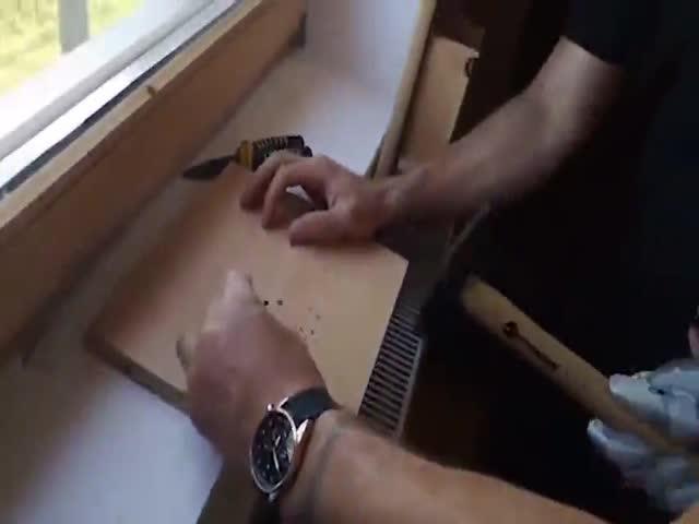 Croatian Engineer Created A Mechanical Arm Prosthesis