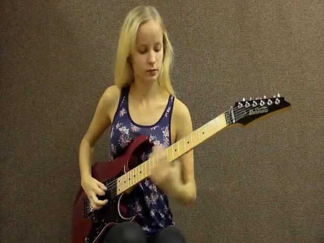 Vivaldi Guitar Cover