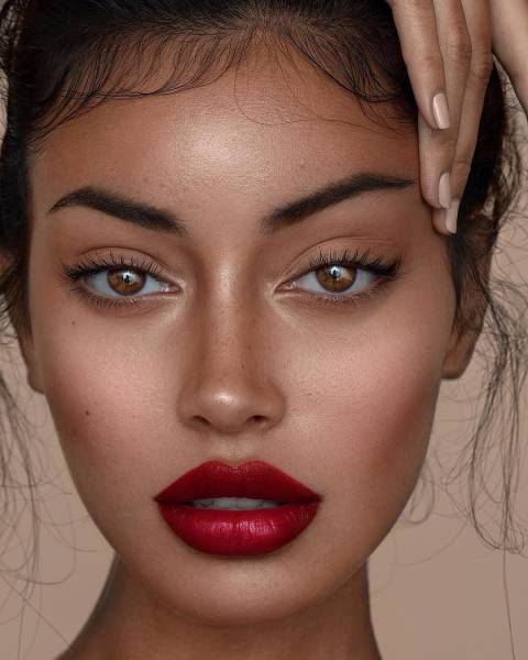 Mixed Races Can Be Beautiful!