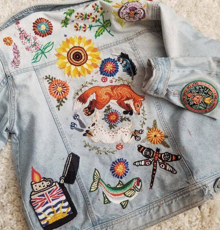 Enjoy These Hand-Crafted Fashion Masterpieces!