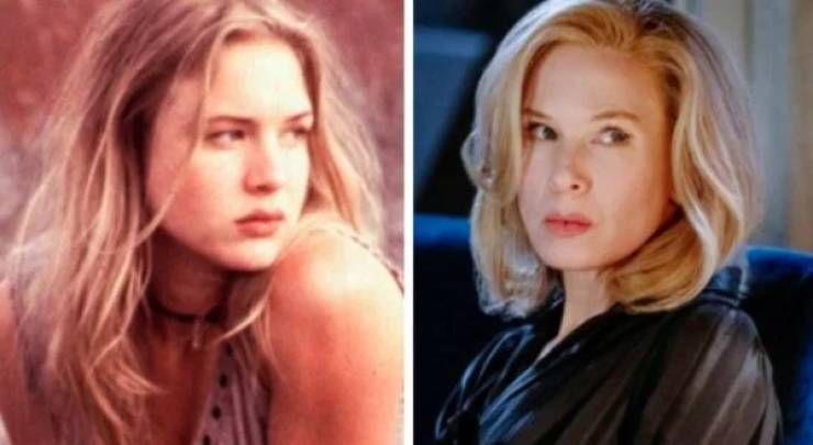 How Actors And Actresses Look In Their First And Latest Roles