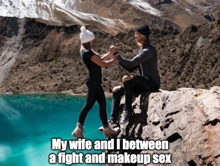 Marriage Is Such A Joke…