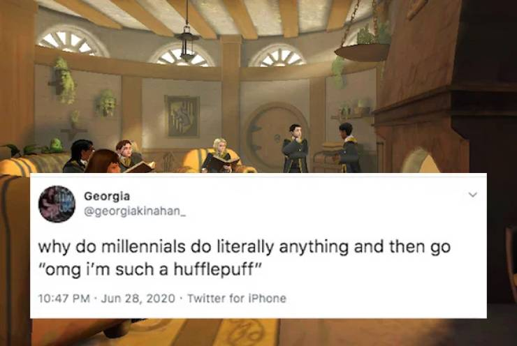 Millenials Have Some Things To Explain...