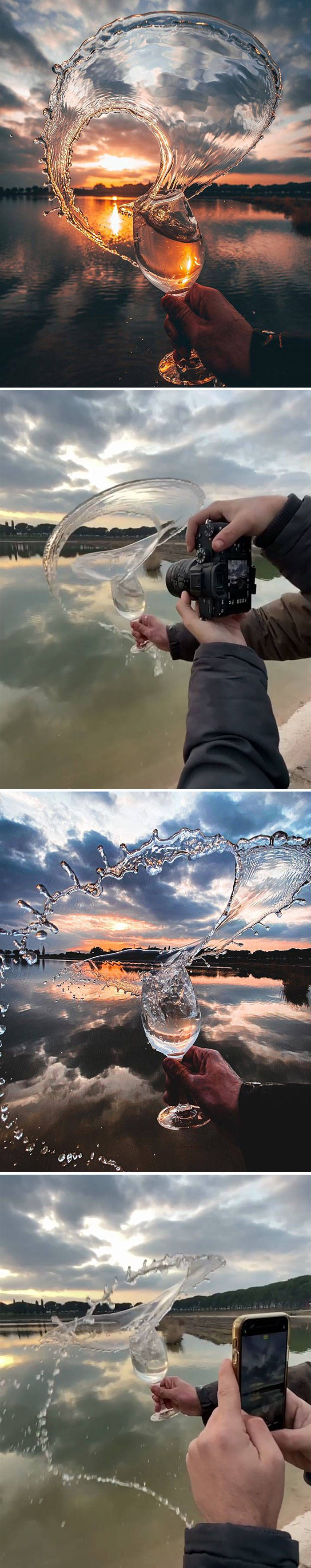 Reality Behind Creative Artistic Photos