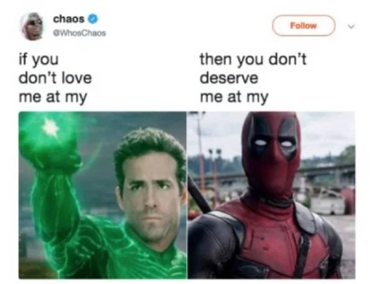Ryan Reynolds Is Great Meme Material!