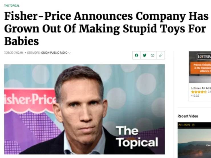 "These ""The Onion"" Headlines Are Totally Real"