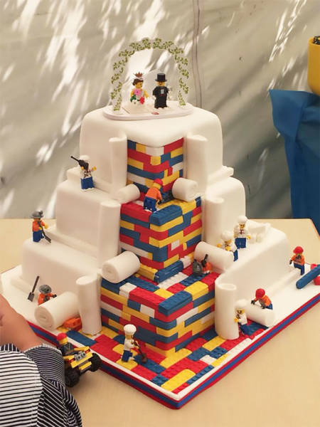 These Wedding Cakes Are Immaculate!