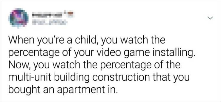 Adulthood And Youth Are Not Even Comparable!