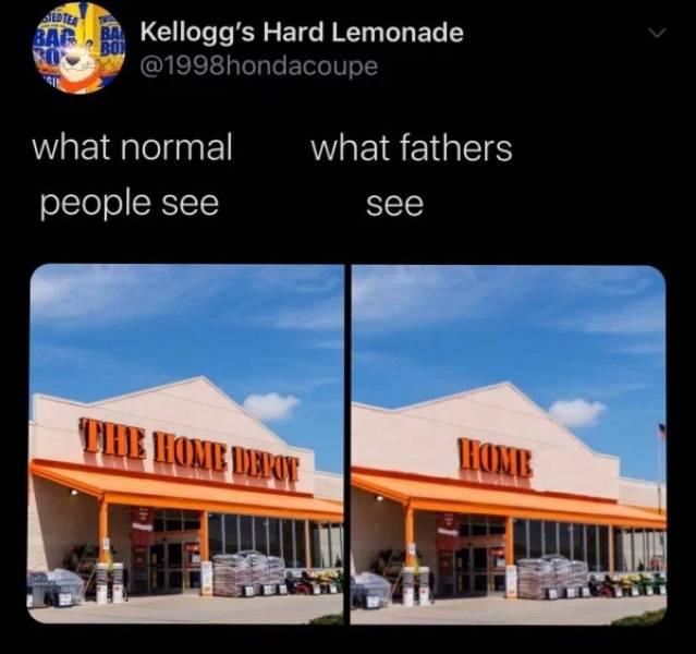 Hi Memes, This Is Dad