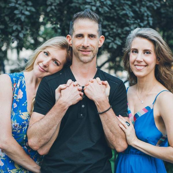 American Man Divorces After 19 Years Of Marriage, Gets Into Relationship With Two Polyamorous Women