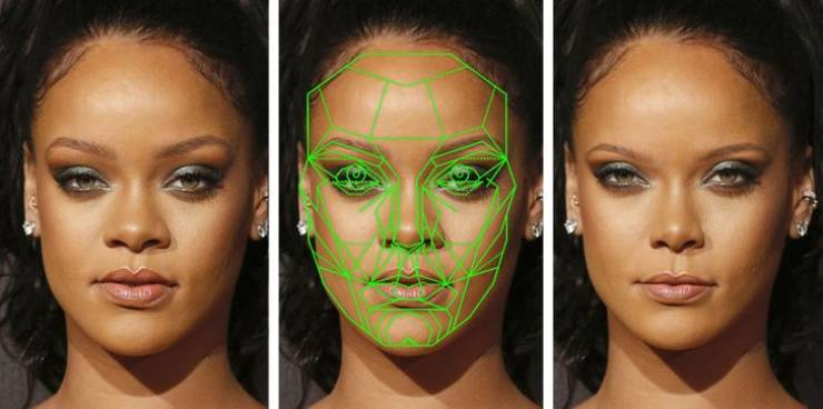 Celebs With Their Faces Changed To Fit The Golden Ratio Standard