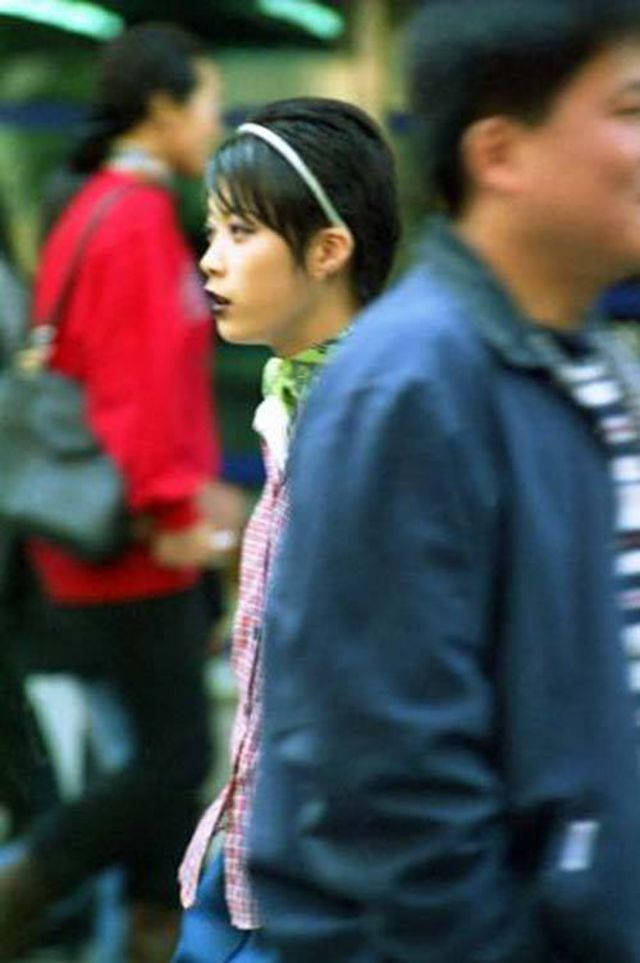 Korean Street Fashion From the 90s